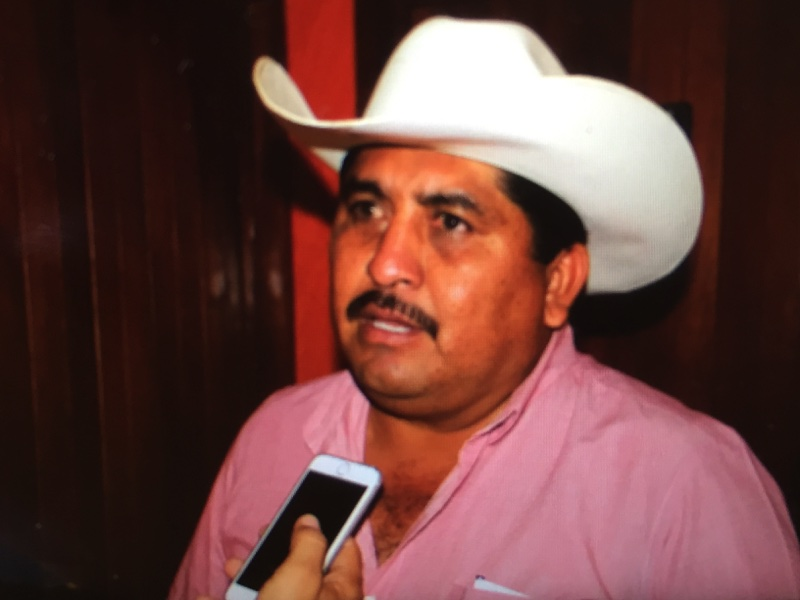 Aviud Rosas Ruiz Candidato del PRD